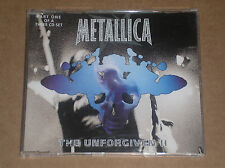 METALLICA - THE UFORGIVEN II - CD SINGLE PART 1 OF A 3 CD SET