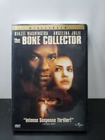 The Bone Collector [New DVD] Widescreen