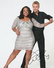 "AMBER RILEY AUTOGRAPH  SIGNED 10 "" X8""   PHOTO  COA   -"