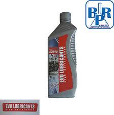 1 LITRO OLIO EVO LUBRICANTS LUBRIFICANTE CAMBI E DIFFERENZIALI 80W90 GL5 (LT.1)