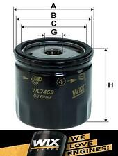 NEW Genuine WIX Replacement Oil Filter WL7459 Equiv PH10044 W 7008 OC 1051