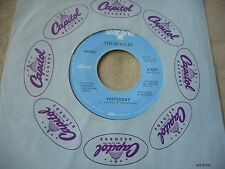 "THE BEATLES ""YESTERDAY"" / ""ACT NATURALLY"" 7"" 45"
