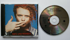 █▬█ Ⓞ ▀█▀  Ⓗⓞⓣ  Men And Woman Ⓗⓞⓣ Simply Red Ⓗⓞⓣ 10 Track CD Ⓗⓞⓣ