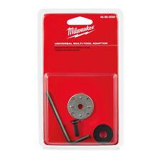 Milwaukee 48-90-0000 Universal Multi-Tool Adapter - IN STOCK