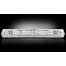 RECON 264123CL 94-98 Chevy GMC Clear 3rd Brake Light LED