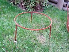 d=30cm rund Ständer für Feuerschale Pflanzschale,Gartendeko Metall,Gartendeko