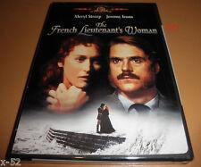 MERYL STREEP dvd THE FRENCH LIEUTENANT's WOMAN Leo McKern JEREMY IRONS dual stor