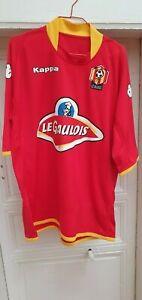 Maillot Ancien Kappa Le Mans MUC 72 Porté saison 2005/2006 Vintage Ligue 1 worn