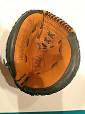 "MacGregor BBCMLLXX Leather Catchers Mitt Youth Size 29"" Right Hand Thrower  Mitt"