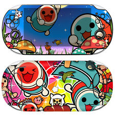 Skin Decal Sticker For PS Vita PCH-1000 Series - POP SKIN Taiko No Tatsujin #02