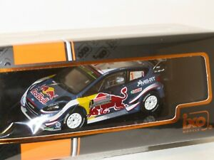 1/43 Ford Fiesta WRC MS-RT Red Bull   Rally Australia 2018 S.Ogier