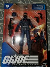 GI Joe Classified Series 6'' COBRA INFANTRY TROOPER #24 Hasbro New ERROR NO EYES