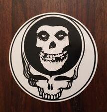 The Misfits / Greatfull Dead Sticker