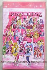 Pretty Cure PreCure 10th Aniv Playing Card deck promo trump anime poker official