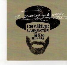 (DJ464) Charlie Lankester & The Mojo Killers, The Spinning of the Wheel - DJ CD