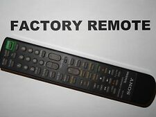 SONY RM-Y118 REMOTE CONTROL  KP-41T15  KP-46S15  KP-46S25  KP-53S15