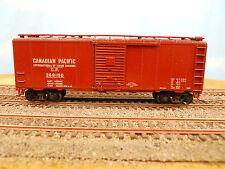 HO SCALE KAR-LINE CANADIAN PACIFIC CP 269100 40' BOX CAR RTR