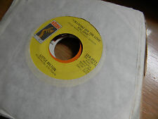 Little Milton 45 I'm Living Off the Love You Give/That' What Love Will Make You