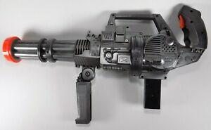 Tootsietoy F/X Devastator Electronic Cap Machine Gun 1992 Light Sound Vintage