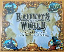 Railways of the World (ROTW) - Eagle Games - noch original eingesiegelt