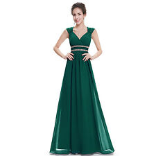 Long Beads Evening Cocktail Formal Party Bridesmaid Dress 08697 Ever-Pretty