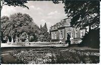 Ansichtskarte Düsseldorf-Benrath - Schloss Rückseite - schwarz/weiß
