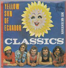 "7"" Classics Yellow Sun Of Ecuador / My Question 70`s Jupiter"