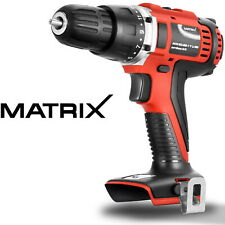 [15%OFF] Cordless Matrix 20V Drill Li-Ion Lithium Electric Power Tool Skin Only