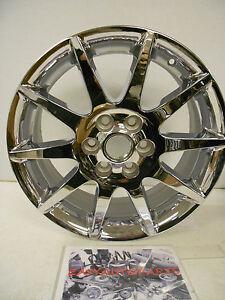 Factory OEM Genuine GM Chrome Wheel Rim 19x7.5  *NEW*