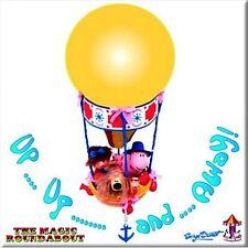 Magic Roundabout Balloon Ride fridge magnet