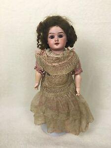 Schoenau&Hoffmeister Antique 5800 Child Doll
