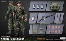 PES009: DAMTOYS 1/12 POCKET ELITE SERIES - Marine Force Recon in Vietnam