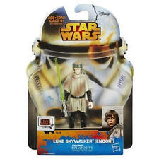 Star Wars Rebels Saga Legends LUKE SKYWALKER (ENDOR) Series 7 SL25 Action Figure