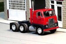 HO 1/87 Sylvan Scale Models # V-213 IH Emeryville Tdm. Axle Slpr Cab Tractor Kit