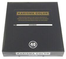 New Sanford color pencil KARISMA COLOR 48 set 3598T Japan With Tracking