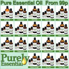 5ml 10ml 50ml 100ml Essential Oil Natural Pure Therapeutic Grade Aromatherapy