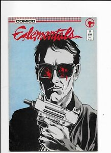Elementals # 11