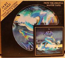 AUDIO FIDELITY GOLD CD AFZ-068: ASIA - Asia (Self Titled) - 2010 USA NM
