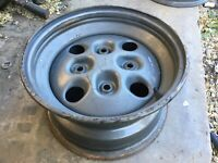 2004 Arctic Cat 400 Auto 4x4 Front Wheel Rim 12x6.5 Left Or Right Oem Used F1