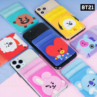 BTS BT21 Official Authentic Goods Card Pocket 65 x 100mm By S2B Corporation