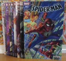 SPIDER-MAN All-New / N°1, 2, 3, 4, 5, 6, 7, 8 + HS1 / Marvel / Panini Comics