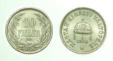 pcc1585_86)  Austria - Hungary  10 Filler 1908 K B