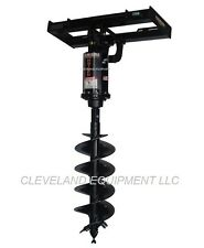NEW PREMIER H015-PD HYDRAULIC EARTH AUGER DRIVE ATTACHMENT Post Hole Digger Bit