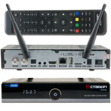 ► OCTAGON SF8008 4K UHD E2 2x DVB-S2X Twin Linux Multistream Receiver WLAN ⭐⭐⭐⭐⭐
