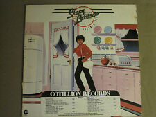 STACY LATTISAW SNEAKIN' OUT LP ORIG '82 PROMO FUNK DISCO SOUL SYNTH POP VG/VG+