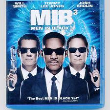 Men In Black 3 2012 PG-13 movie Blu-ray Tommy Lee Jones, Will Smith alien No DVD