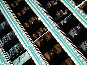Harry Potter & The Goblet Of Fire 60 x 35mm Genuine Film Cells 12 x Strips (B)