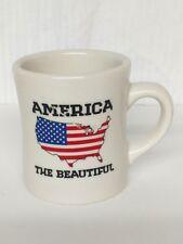 2012 Waffle House America The Beautiful Coffee Cup Mug By Tuxton