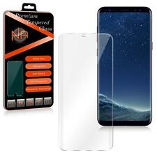 Samsung Galaxy S8 Plus Panzerglas Schutzglas Full Curved Glasfolie Displayschutz