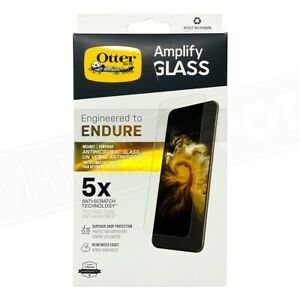 Otterbox Amplify Antimicrobial Screen Protector for iPhone 12/Mini/Pro/Pro Max